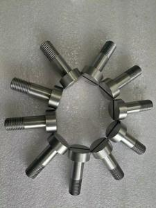 Molybdenum screw (one word)